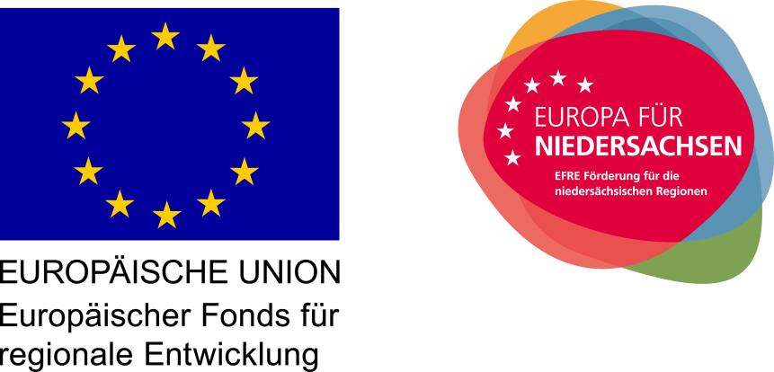 Europäischer Fond für regionale Entwicklung - Europa für Niedersachsen
