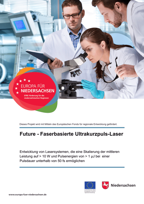 Future - Faserbasierte Ultrakurzpulslaser